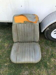 1968 Chevelle Gto Impala Cutlass Drivers Side Bucket Seat