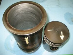 Oliver 66 77 Pistons And Sleeves 3 3125 3 5 16