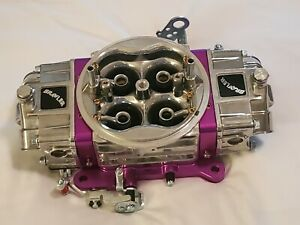 Quick Fuel Brawler Br 67200 Race Carburetor Mechanical Secondary 750 Cfm New