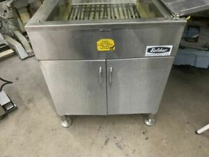 Belshaw 624 Donut Fryer Electric 24x24 Frying Screen Tested With Shortening