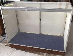 Glass Showcase Counter Display Electronics Jewelry Store Fixtures