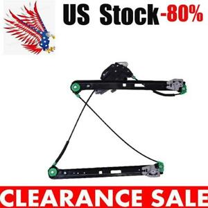 Power Window Regulator Lifter For 741 485 Front Driver Side Universal With Motor