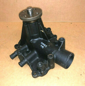 1965 1967 Ford Mustang 289ci Engine Water Pump Oem Nos Reman W 90 Day Warranty