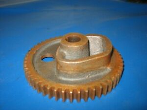 2 Hp Associated Old Hit Miss Gas Engine Cam Gear Acb