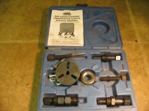 Mac Tools Ac10868a A C Compressor Clutch Tool Set