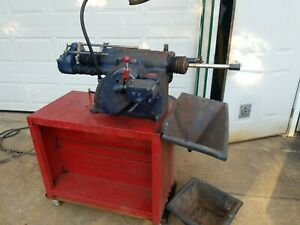 Ammco Brake Lathe 4000 Safeturn Drum Disc Infimatic Feed