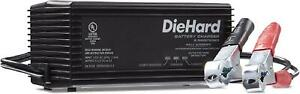 Diehard Shelf Smart Battery Charger And 2a Maintainer