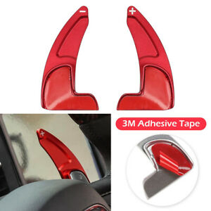 Aluminum Steering Wheel Shift Paddle Extended Shifter For Dodge Charger 2015 20
