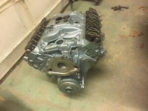 1969 Pontiac Gto Judge Oem 400 Ys Code Engine Rebuilt 48 Heads