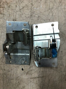 Ford Model A New Door Latches