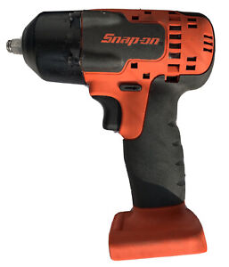 Snap On Cordless Ct8810 3 8 Impact Wrench Lithium Tool Only Perfect Working