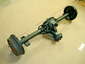 New Chevy S10 Gmc Sonoma Truck Rear End Axle 54 94 05 7 65 R P Any Ratio