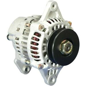 New Alternator 1725 1920 1925 2120 3415 Ford Compact Tractor 1987 02 Diesel
