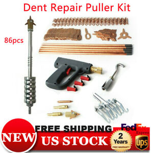 Stud Welder Dent Puller Kit Spot Welding Pulling System For Dent Repair Of Car