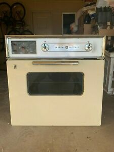 Vintage Antique General Electric Wall Oven In Good Working Order