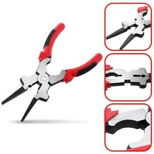 Multi function Mig Welding Pliers pincers Quality Carbon Steel T8o9 D3u5