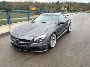 Mercedes Sl R230 Conversion To R231 Black Series New Body Kit 2003 2011