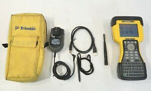 Trimble Tsc2 2 4ghz Internal Radio Survey Controller 12 50 Wifi Bluetooth
