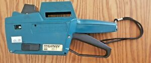 2 Garvey 22 7 Price Gun 22 6 Gun Labeler 1 line 6 Characters Pricing Gun Lables