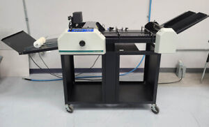 Graphic Whizard Gw 12000 Pneumatic Number Perf Score Rollem Count