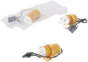 Lot 3x Optical Fiber Diode Laser Head Verdi Dpss System Pump Crystal Oven Module