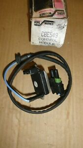Nors 1985 88 Chevrolet Sprint Pontiac Firefly Ignition Control Module Cbe549