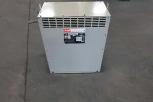 Federal Pacific Dry Transformer Class Aa 480v 208y 120 3phase 25kva