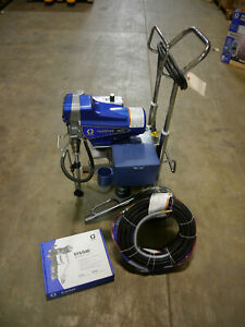 Graco Finishpro Ii 395 Pc Electric Air assisted Airless Sprayer 17c417
