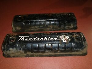 Used 1956 Ford Fairlane Town Sedan Thunderbird Valve Covers P114