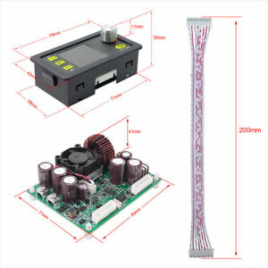 Dps5020 Adjustable Board Lcd Digital Dc Regulated Current Converter Power Module