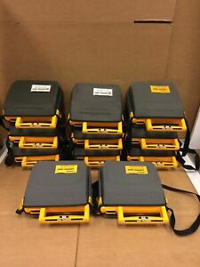 11x Medtronic Lifepak 500t Aed Defibrillator Trainer Free Shipping Working