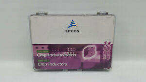 Epcos Simid 1812 c Chip Inductor Kit B82432 x2