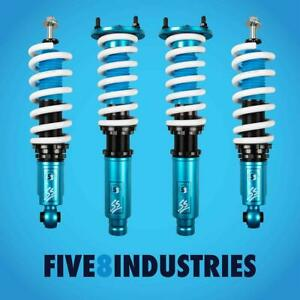 Five8 Industries Coilovers For Honda Odyssey 05 10 Jdm Model Only