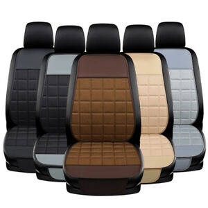 Universal Front Rear Back Car Auto Seat Cover Protector Mat Chair Cushion Pad
