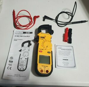 Uei Test Instruments Dl469 True Rms Clamp Meter ac 400 Amp Open Box