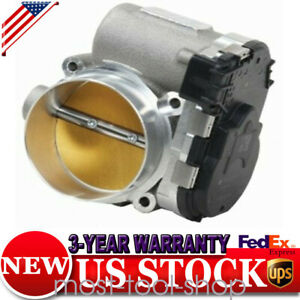 Complete Throttle Body 12670981 For Buick Cadillac Chevrolet Gmc 2 4l 3 6l