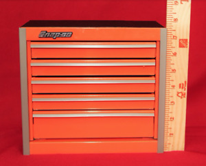 Snap On Orange Mini Bottom Roll Cab Tool Box new
