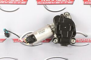 C4 Corvette Windshield Wiper Motor Complete Assembly 88 96