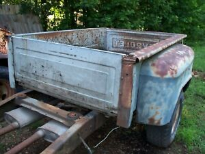 1955 1956 1957 1958 1959 Used Chevy Truck Stepside Short Bed