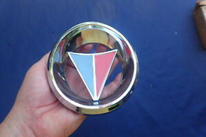 1964 Plymouth Valiant Grille Emblem Nos