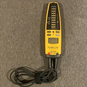 Fluke T pro Electrical Tester Rotary Field Indicator Resistance Lcd