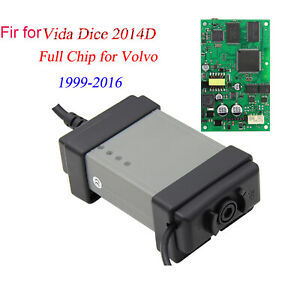 Fit For Vida Dice 2014d Auto Diagnostic Tool Obd2 Scanner For Volvo