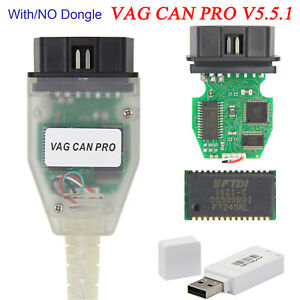 For Vag Can Pro V5 5 1 Can Bus Vcp Pro Obd2 Car Diagnostic Tool For Audi Vw Seat