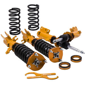 Coilover Kits For Hyundai Tiburon 2003 2008 Adj Height Shocks Absorber Struts