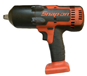 Snap On 18v 1 2 Cordless Monsterlithium Impact Ct8850 Red Tools Only