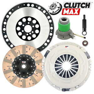 Stage 3 Clutch Kit Chromoly Flywheel Slave Cyl Set For Chevy Camaro Ls3 Z 28 Ls7