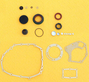 New 89 96 Corvette Zf 6 Speed Transmission Gasket Seal Kit