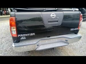 Trunk Hatch Tailgate With Utility Box Package Fits 05 12 Frontier 856906