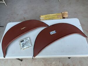 1965 66 Ford Mustang Fender Skirts Foxcraft Mus 65 nos
