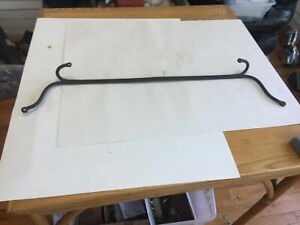 Rear Seat Foot Rail Rare Good Condition Dodge Cadillac Packard Buick Ford